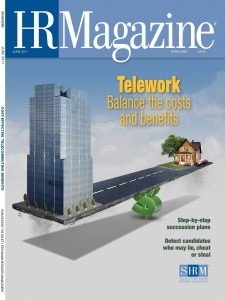 HR Magazine, June 2011