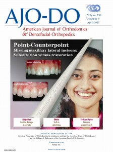 American Journal of Orthodontics & Dentofacial Orthopedics