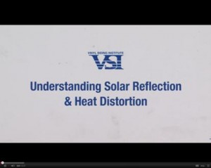 Understanding Solar Reflection & Heat Distortion
