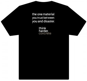 The One Material You Trust: T-shirt Giveaway