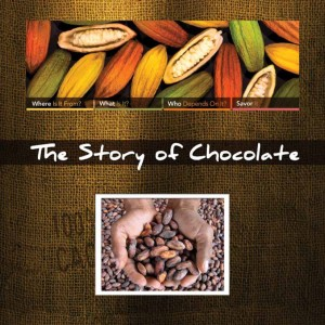 Story of Chocolate booklet