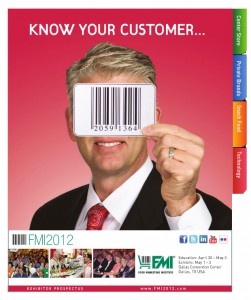 """Know Your Customer"" - FMI2012 Digital Exhibitor Prospectus"