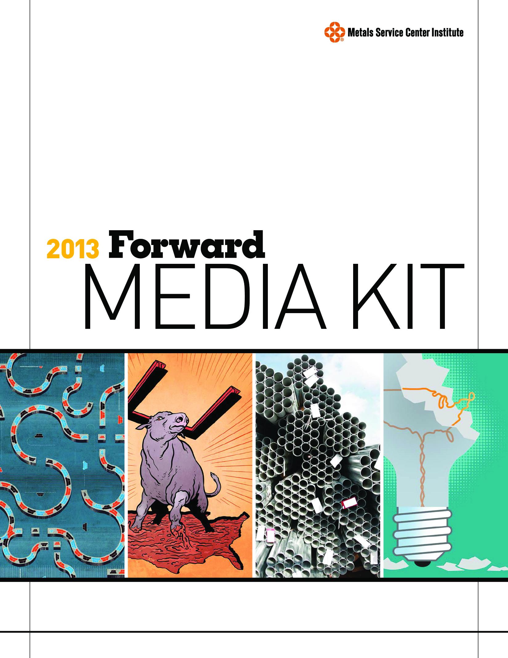 Forward Magazine   Media Kit 2013