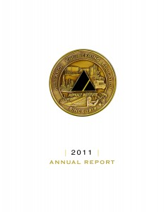 Asphalt Institute 2011 Annual Report