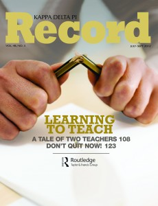 Kappa Delta Pi Record