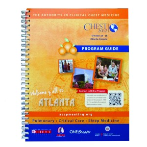 CHEST 2012 Program Guide