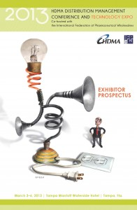 2013 Distribution Management Conference and Technology Expo Exhibitor Prospectus