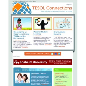 TESOL Connections