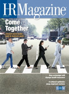 HR Magazine, October 2012
