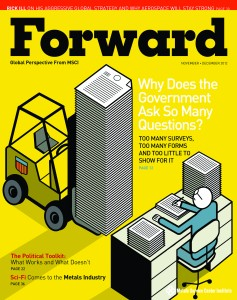 Forward Magazine | November/December 2012