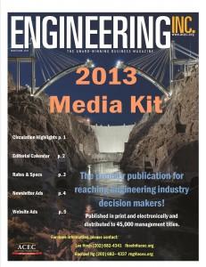 2013 Engineering Inc. Media Kit