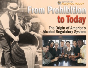 The Origin of Today's Alcohol Regulatory System