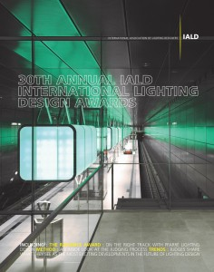 30th Annual IALD International Lighting Design Awards commemorative brochure