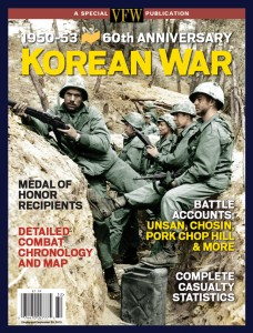 1950-53 60th Anniversary Korean War