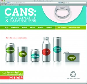 CMI B2B Sustainability Website