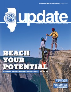 UPDATE Magazine, Leadership and Wellness Issue