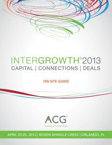 InterGrowth 2013 Onsite Guide